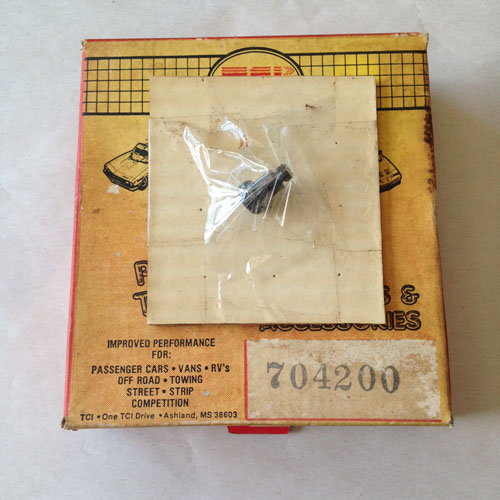 TCI 704200 Morse Cable Adapter