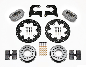 Wilwood 140-0260-BD Brake Kit