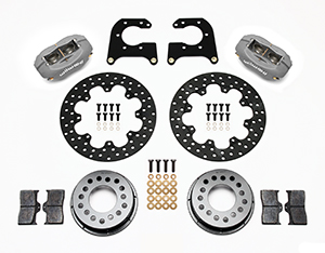Wilwood 140-2119-BD Big Ford Brake Kit