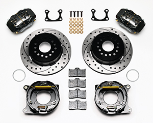 Wilwood 140-7139-D Big Ford Brake Kit