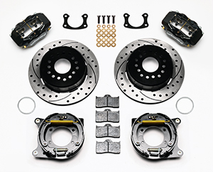 Wilwood 140-7140-D Big Ford Brake Kit