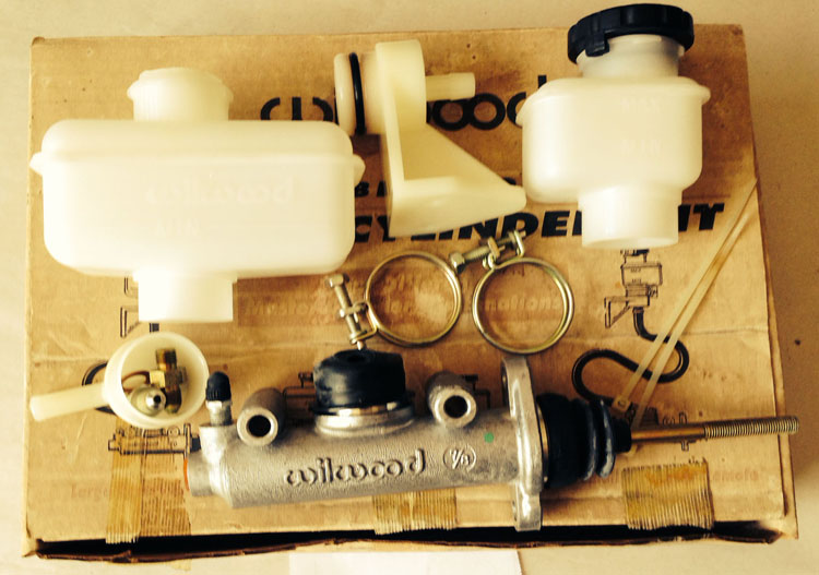 Wilwood Master Cylinder Kit #260-3376