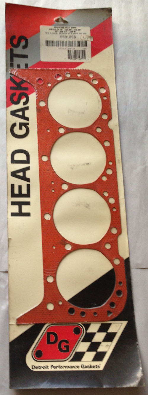Detroit Performance Head Gaskets #55312CS