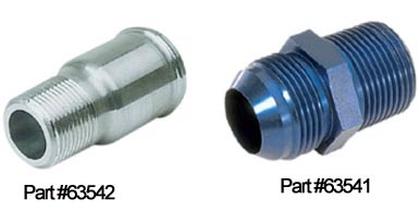Moroso Hose Adapter #63541