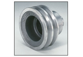 Moroso Crankshaft Pulley SBC & V6 #64110