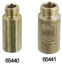 Moroso Holley Jet Extensions #65440