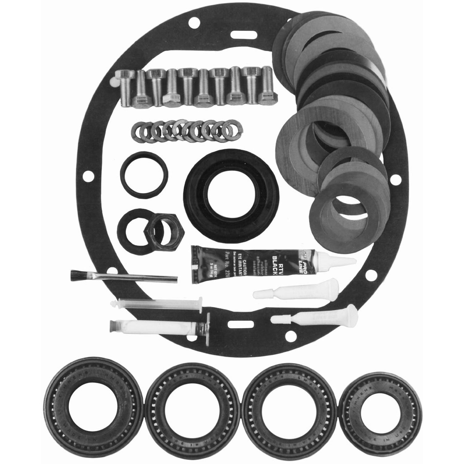 83-1019-M Richmond Install Kit