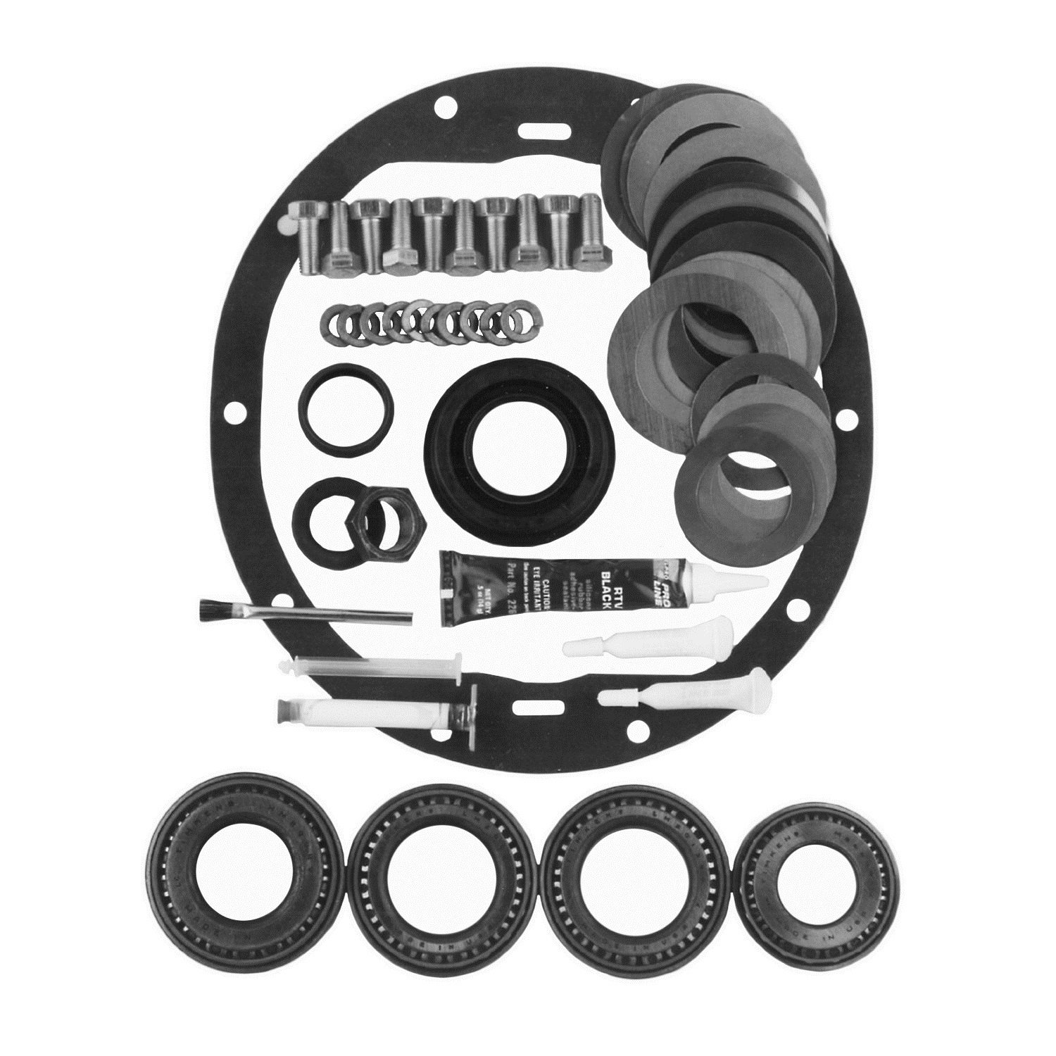 83-1022-M Richmond Install Kit