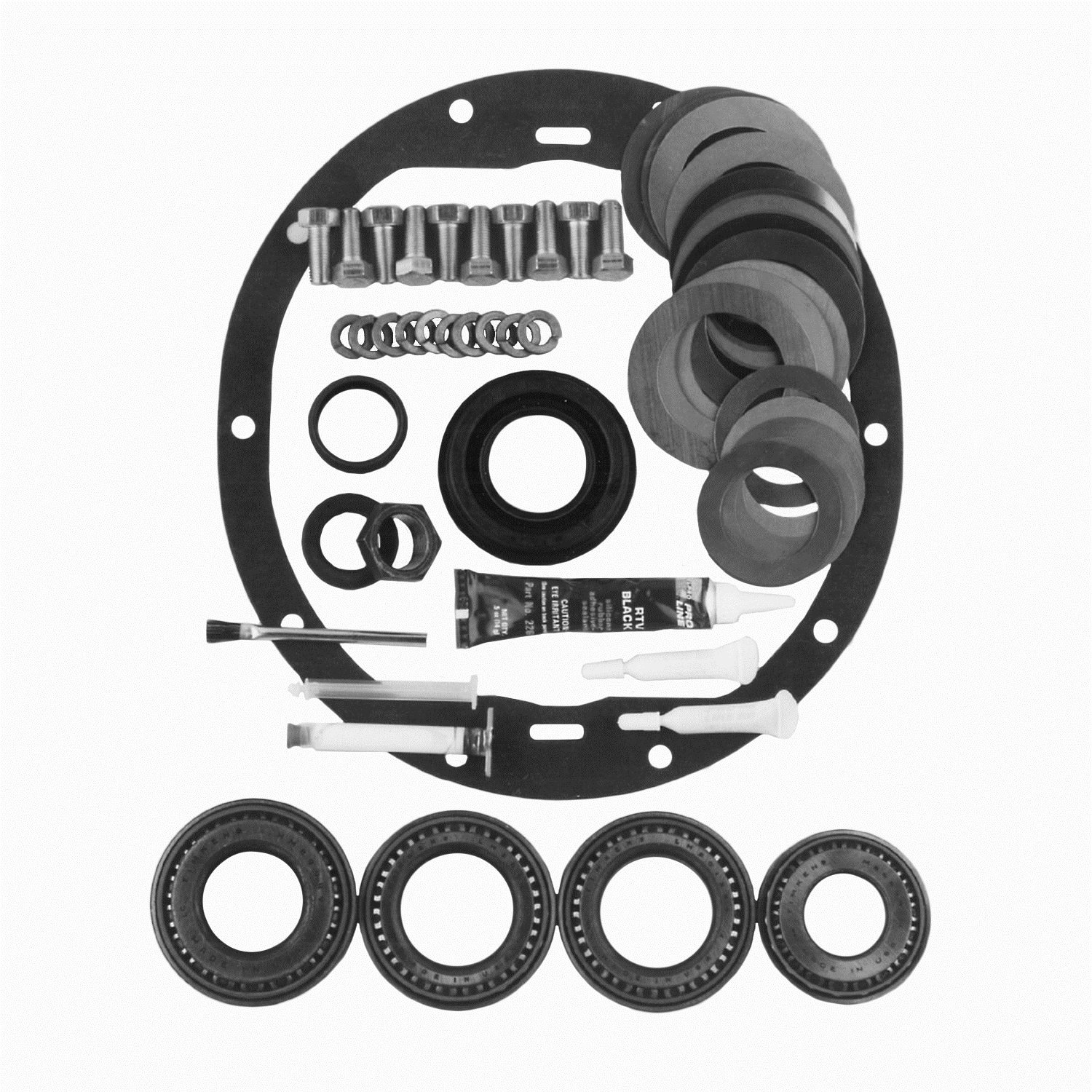 83-1084 Richmond Install Kit