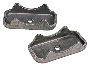 Rear Axle Spring Perches