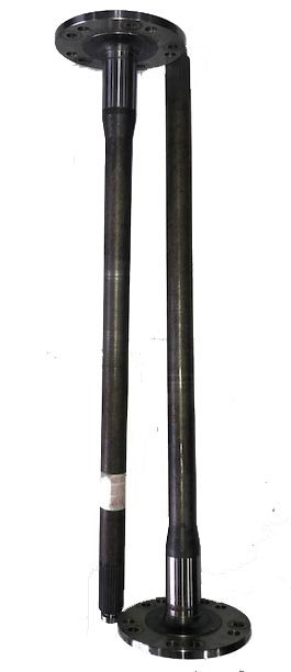Moser GM Truck Axles