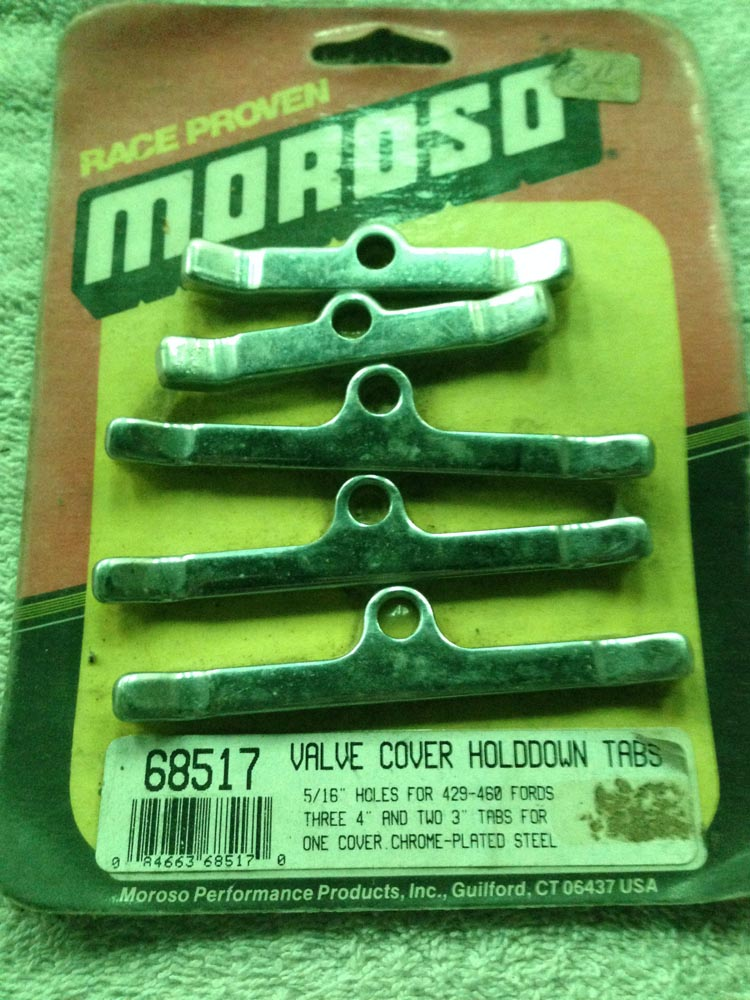 Moroso Hold-Down Tab #68517